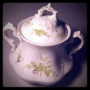 Windermere Royal Semi-Porcelain Sugar Bowl